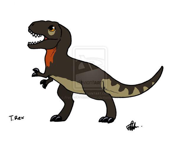 File:Baby T-Rex.jpg