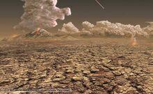 Permian-Triassic mass extinction event