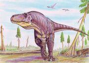 Tarbosaurus picture