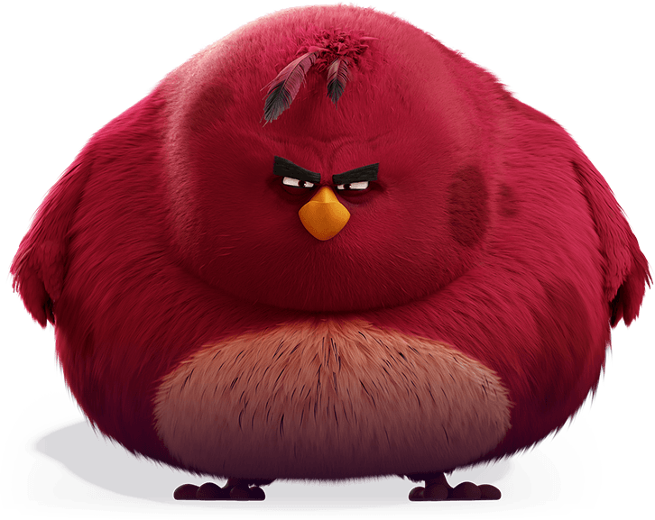 Terence (The Angry Birds Movie) | Heroes and villians Wiki