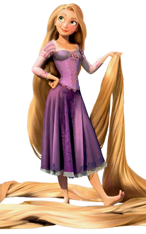 Where does Rapunzel come from?
