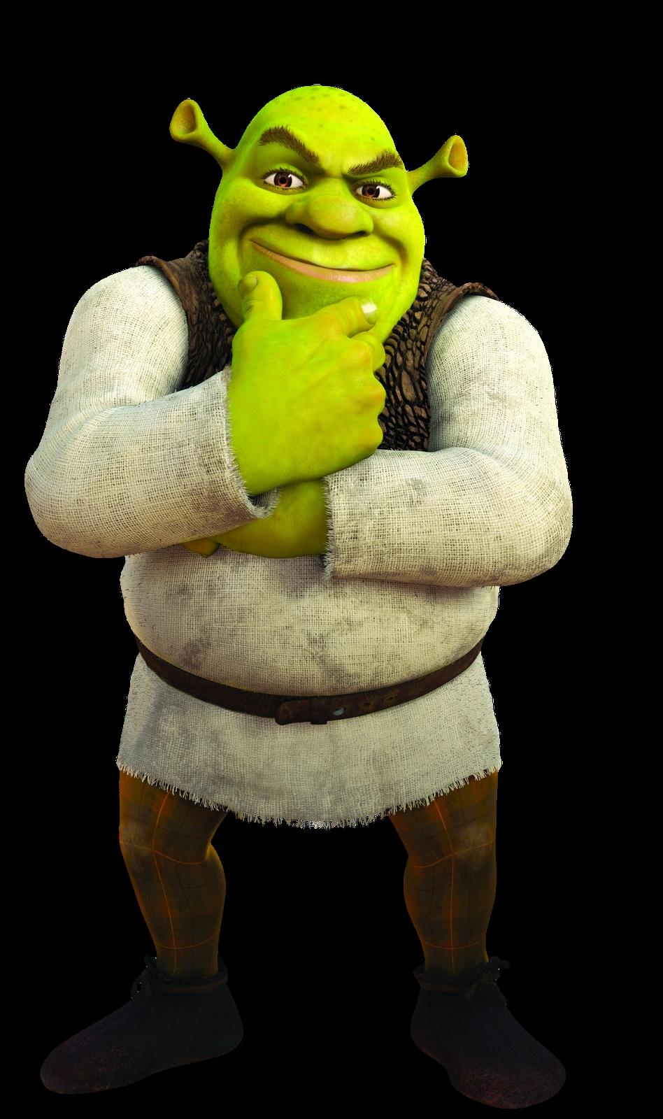 Shrek movies wiki