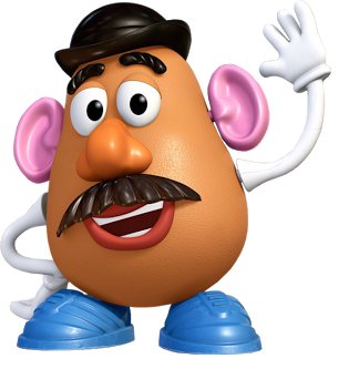 Mr Potato Head Heroes And Villians Wiki Fandom