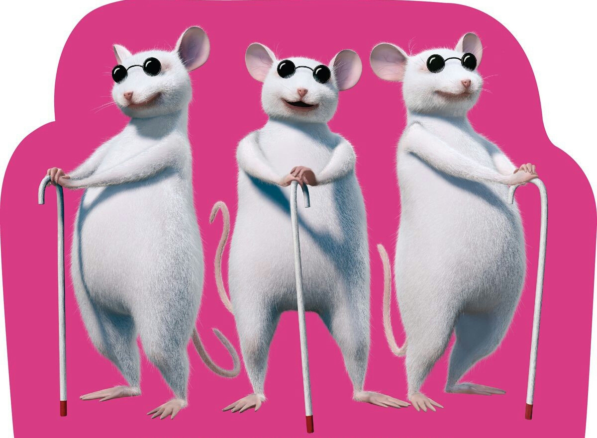 Three Blind Mice Heroes And Villians Wiki Fandom Powered By Wikia