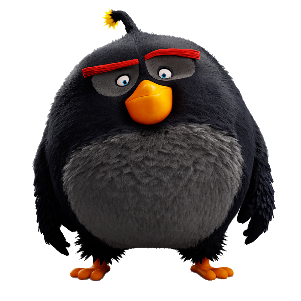 Bomb (The Angry Birds Movie) | Heroes and villians Wiki ...