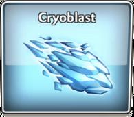 Cryoblast