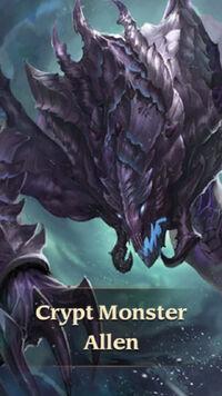 Hero-crypt-monster