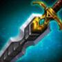 Equip-lightning-sword