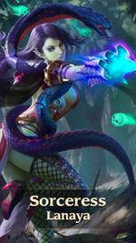 Hero-sorceress