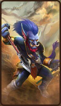 Hero-wandering-spearman