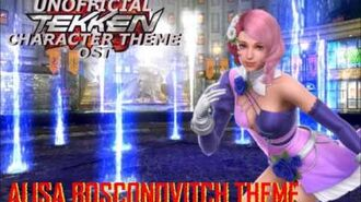 Alisa Bosconovitch Theme - Unofficial Tekken Character Theme OST - Electric Fountain