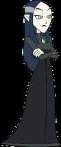 Lilith Grey Streak