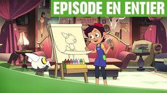 Luz à Osville - Episode 1 - Cours de dessin
