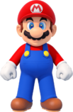 Mario New super