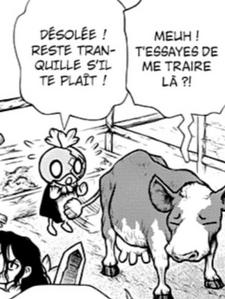 Suika et la linguistique animale
