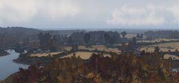Airfield vista