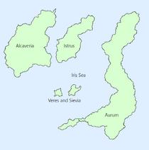 Iris Islands