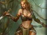 Druid Warrior