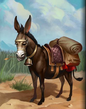 File:Brown Donkey.jpg