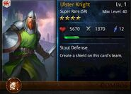 Ulster Knight T1