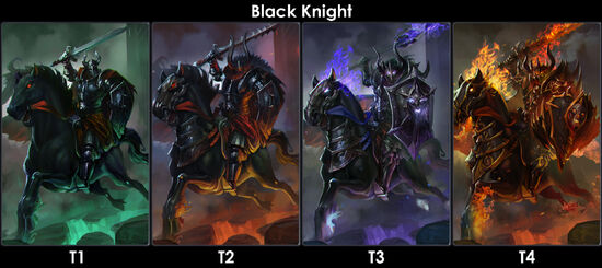 Black KnightEvo