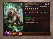 Mathghamhain-card