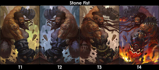 StoneFistEvo
