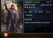 Gawain's Guard Tier 1