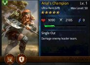 Arial's Champion T1