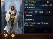 The Prophet Tier 1