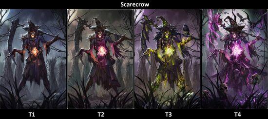 Scarecrow Evo