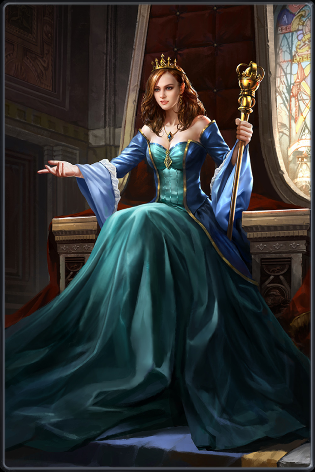 Queen Guinevere | Heroes of Camelot Wiki | FANDOM powered by Wikia