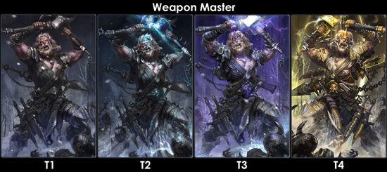 WeaponMasterEvo