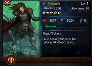 Sir Valamir T1