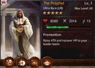 The Prophet t2 picture