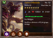 Blighted Galzra T3