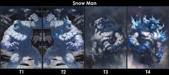 Snowmanevo