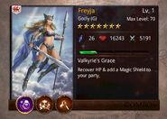Freyja-card