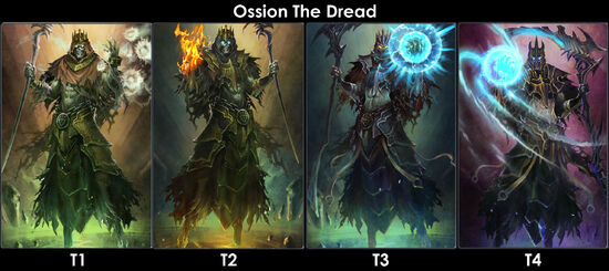 Ossion The Dread