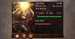 Sun Mage Tier4 Efficient