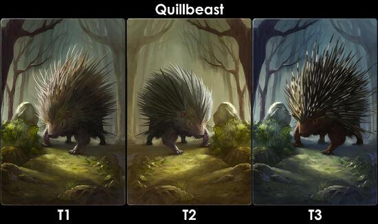 QuillbeastEvo