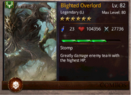 Blighted Overlord T3 over