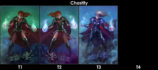 Chastityevol