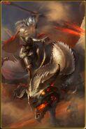 Golden Mordred Artwork