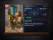 Golden Arse