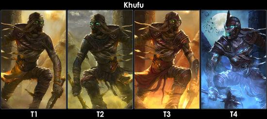 KhufuEvo