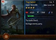 Toymaker T1
