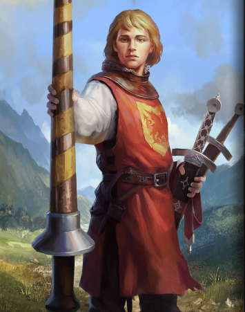 Squire Heroes Of Camelot Wiki Fandom Powered By Wikia
