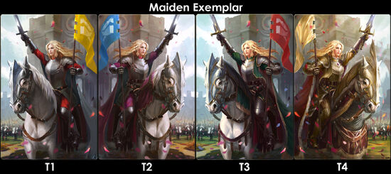 MaidenExemplarEvo