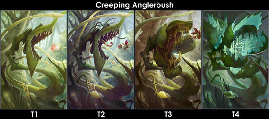 Creepinganglerbushevo